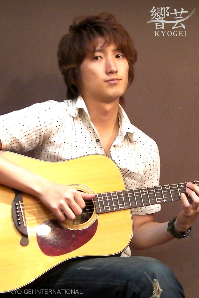ギター奏者 Y.S