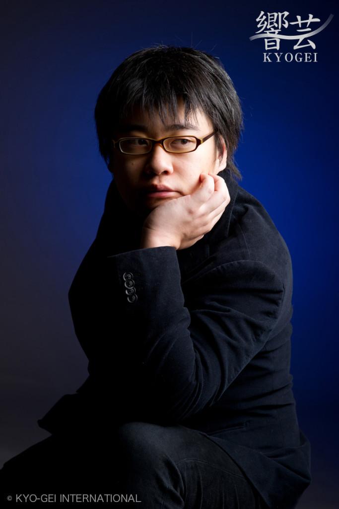 作曲家・ピアノ奏者 S.M