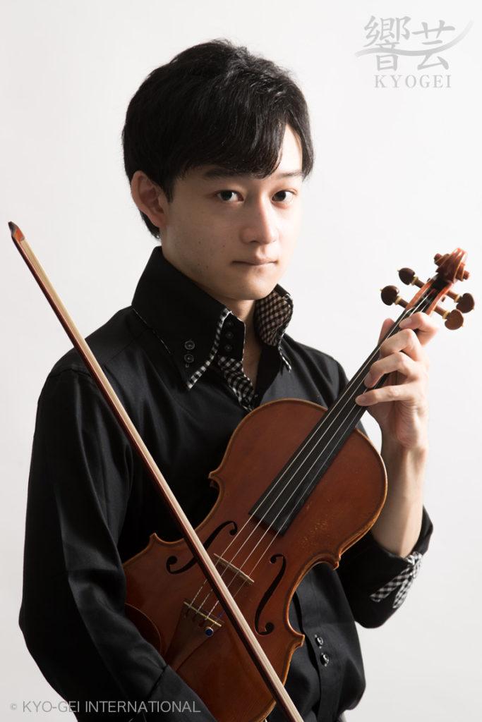 ヴァイオリン奏者 T.W