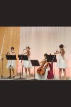 【事例】フルートカルテット 周年記念パーティー生演奏 ロイヤルパークホテル