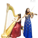 二重奏ハープ&ヴァイオリン