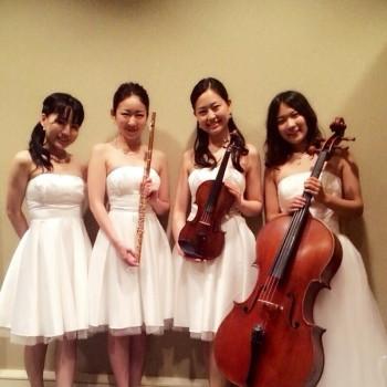 クラシック四重奏は、高級感があり人気があります