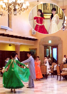 ウィーンスタイルダンスパーティ普及会 舞踏会 「New Year舞踏会・ハンガリーの夢」