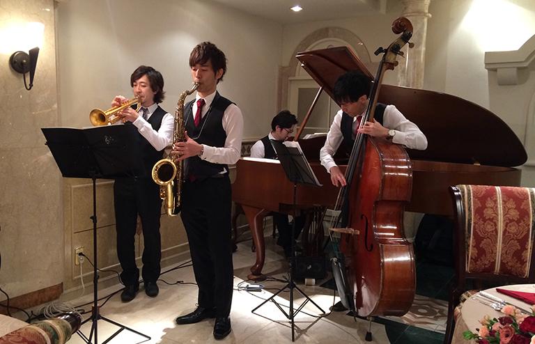 <和楽器とクラシック楽器四重奏>