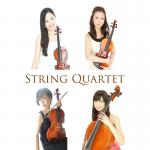 レジェンドは弦楽四重奏、ストリングカルテットです