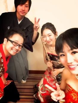 和洋カルテットは、男性からも女性からも人気があります