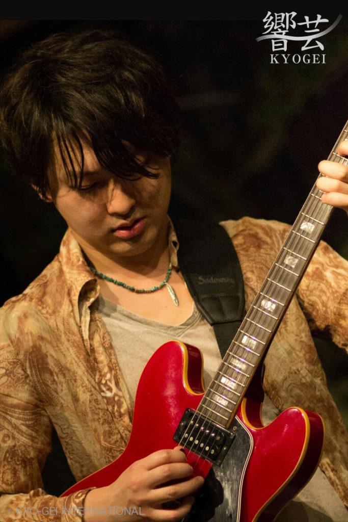 ギター奏者 Y.A