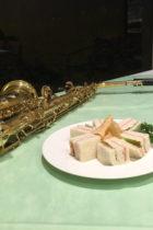 【事例】周年記念 生演奏 ジャズトリオ