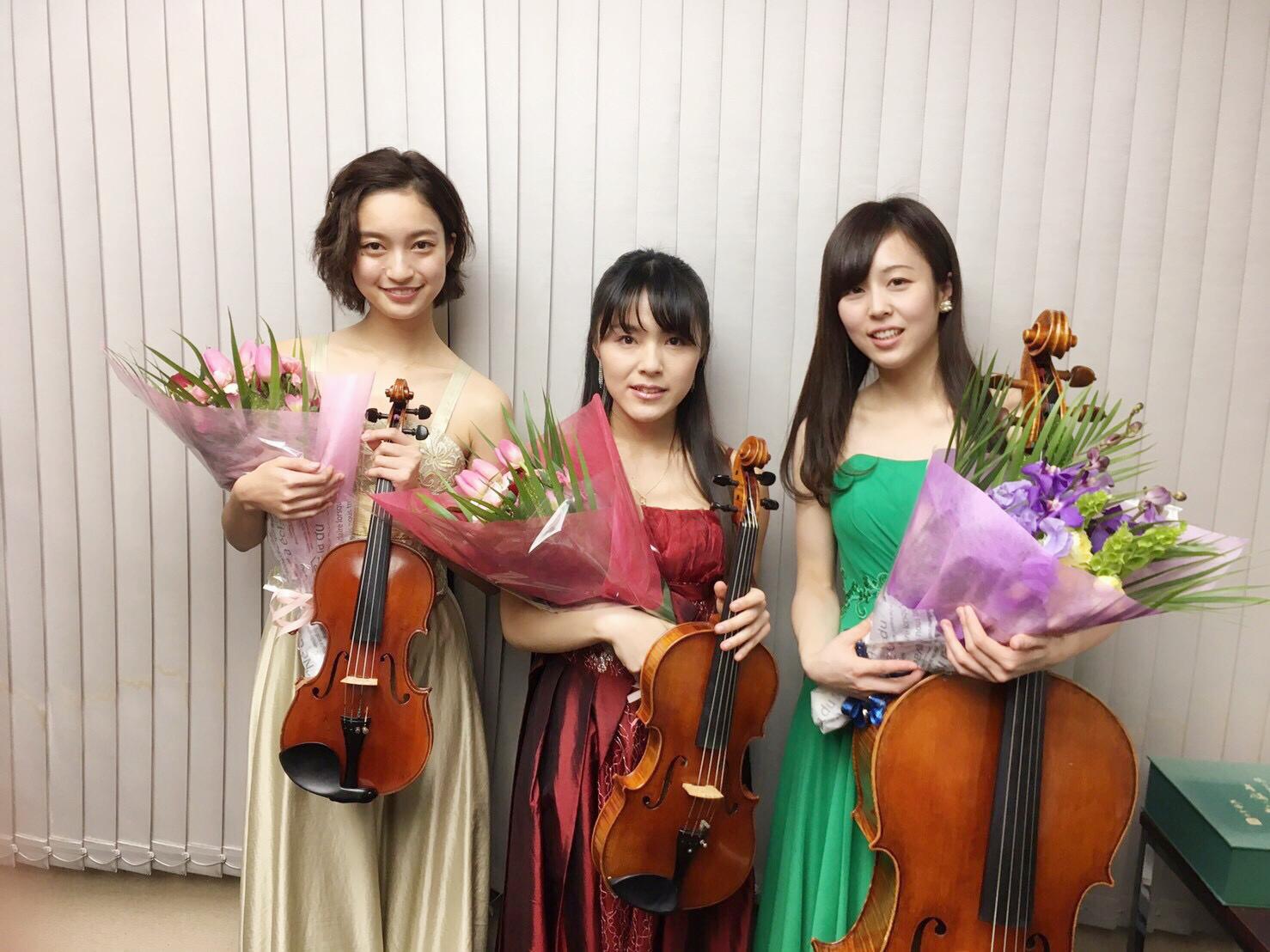 クラシックの出張演奏で人気があります