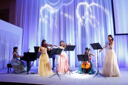クラシック五重奏クリスマスコンサートのお知らせです