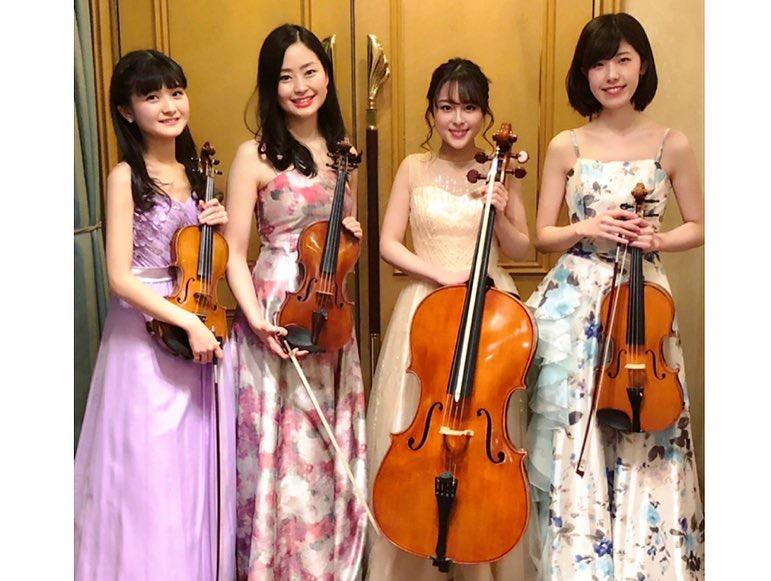 弦楽四重奏の派遣で人気があります