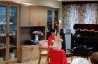 介護施設にて中国琵琶演奏でした