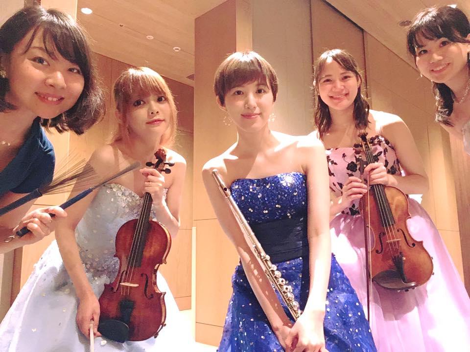クラシックの名曲の生演奏の音色で人気があります