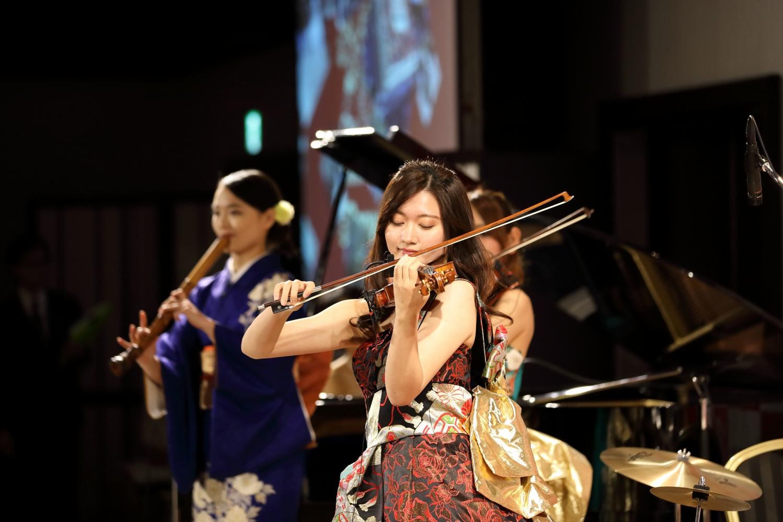 なでしこオーケストラのヴァイオリン 奏者はラウンドも人気があります