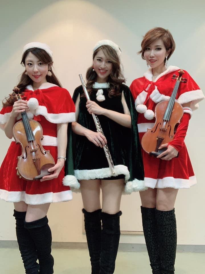 クリスマスのイベントで人気があります
