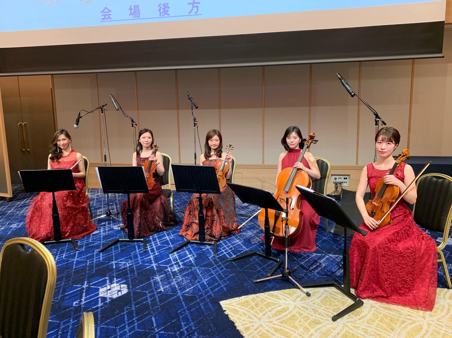 クラシック演奏家の派遣で人気があります