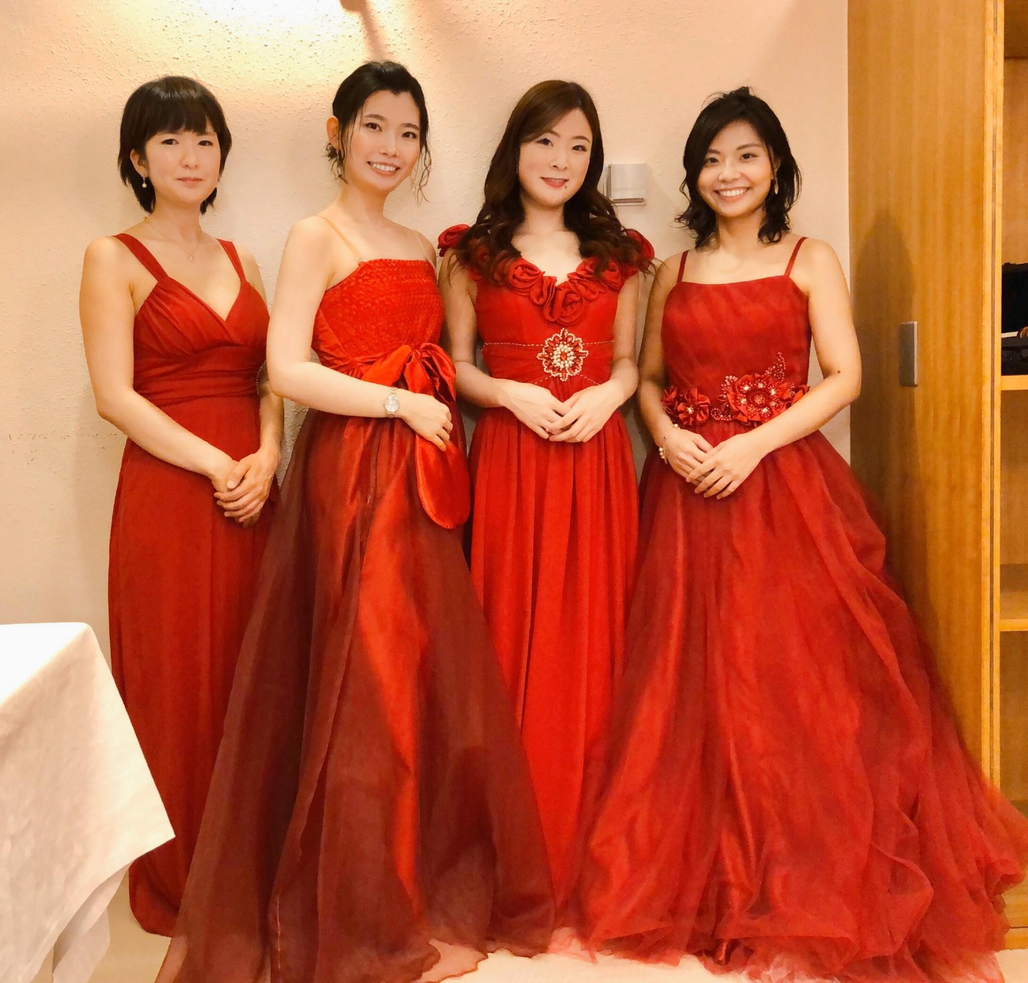 弦楽四重奏は美人演奏家が多く人気があります