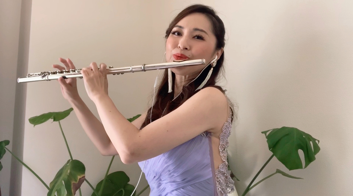 テレワーク演奏でクラシックを演奏しました
