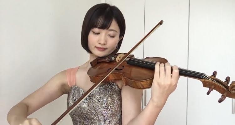 弦楽四重奏でリモート演奏でした