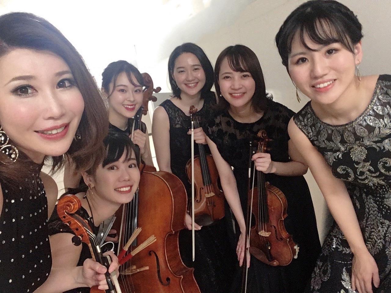 美人演奏家の生演奏のご依頼で人気があります