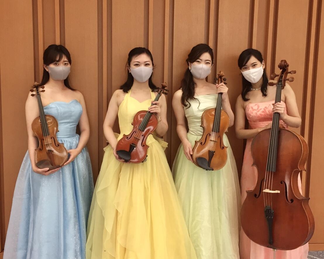 クラシック生演奏のご依頼をいただきました